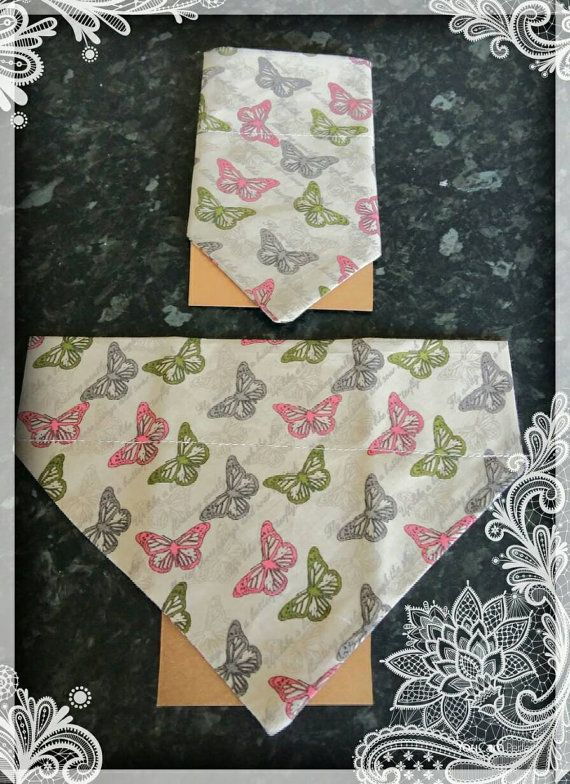 Check out this item in my Etsy shop https://www.etsy.com/uk/listing/293765613/medium-dog-bandana-slip-over-collar