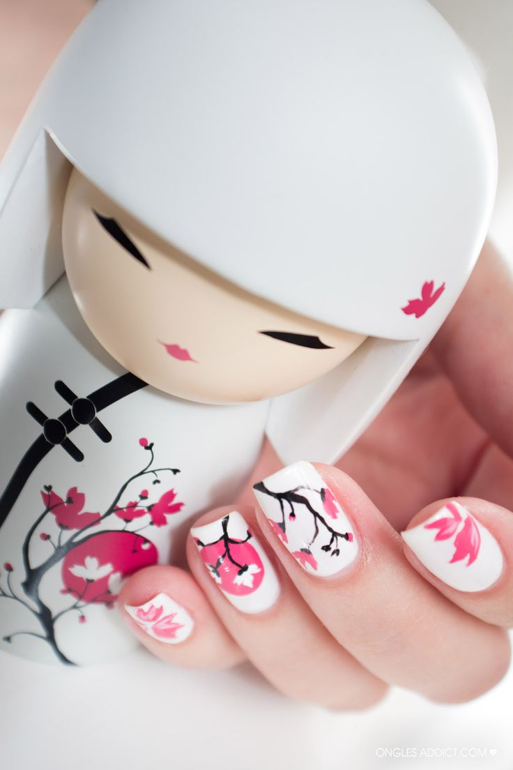 Kimmidol nails.