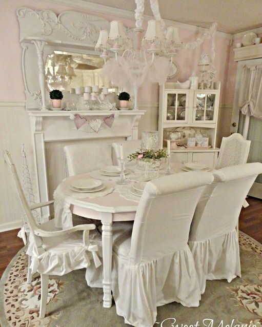 1000+ Images About Dinning Chair Slipcovers On Pinterest
