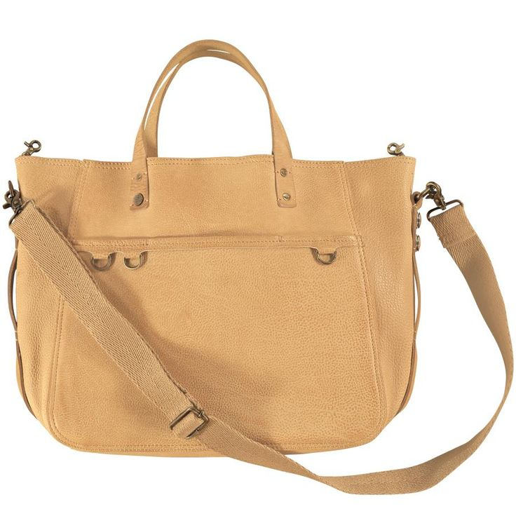 Noosa Amsterdam - Roots Tote- Camel