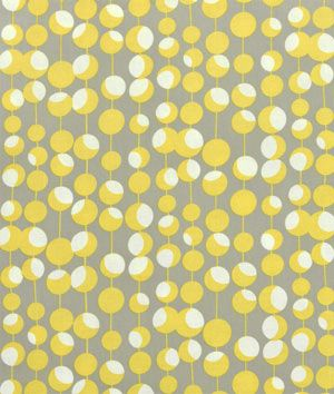 Amy Butler Martini Mustard Fabric.  $8.85 per yard.