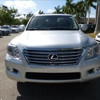 USED 2011 LEXUS LX 570 FOR SALE Picture