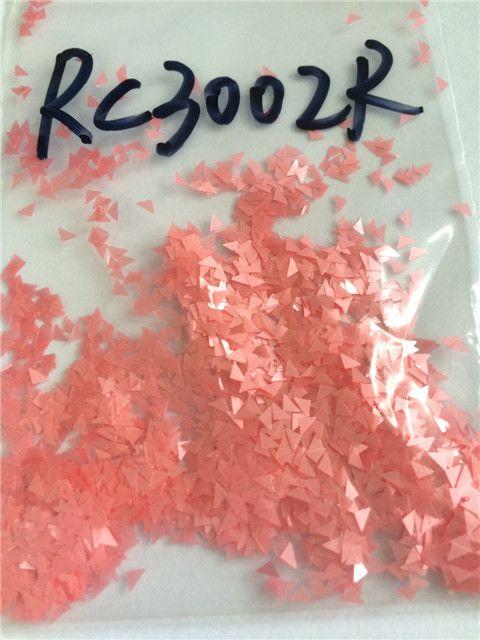 Матовый розовый и желтый треугольник устойчивы к воздействию растворителей акриловые ногти блеск лак для ногтей продукты