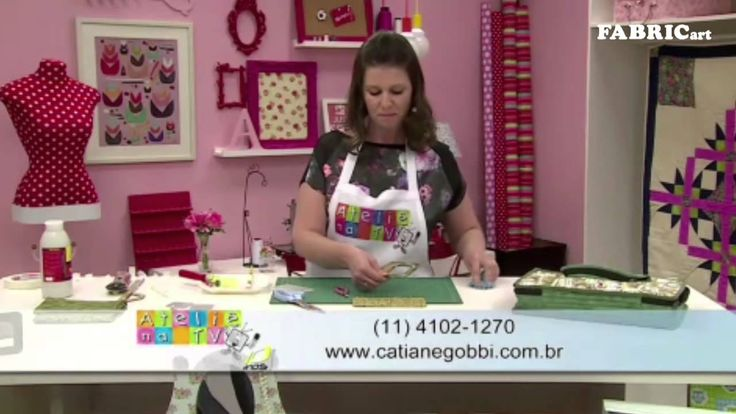 Passo a passo - Espelhinho de Bolsa (cartonagem) - Profª Catiane Gobbi