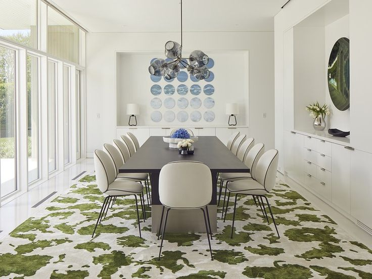 A Southampton Dreamscape That Fuses Modern Style with