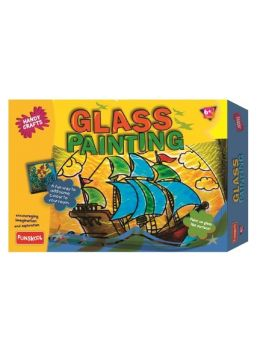 Buy Funskool Glass Painting online at happyroar.com