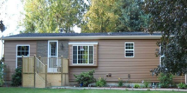 Mobile Home Exterior Paint Colors