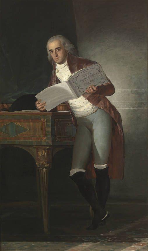Goya en El Prado: José Álvarez de Toledo, marqués de Villafranca y duque de Alba