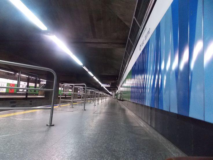 domingo no metro - sp