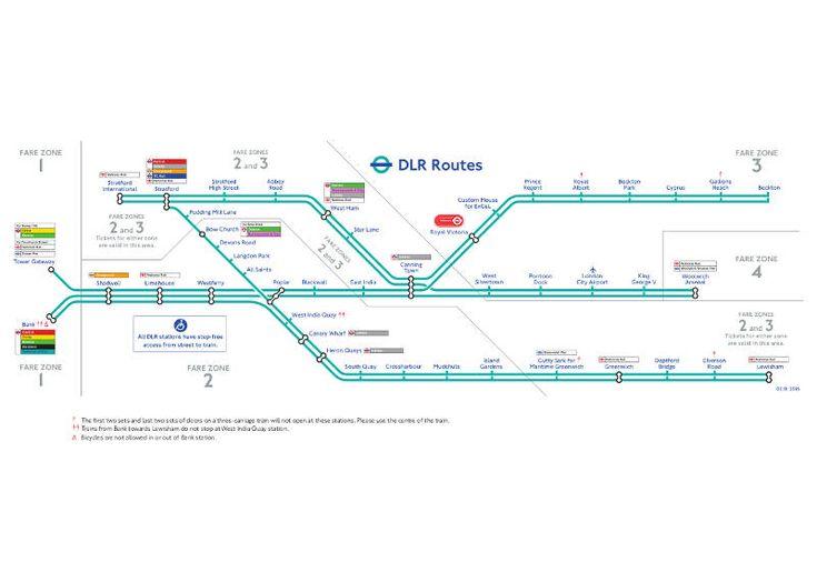 Die Docklands Leichtschienenbahn ist ein Transportsystem, das die Gegend um den Hafen von London befährt. Sie wurde 1987 zur Wiederbelebung der Gegend geschaffen. Die DLR verbindet die Docklands mit Stratford im Norden, Lewisham im Süden, der Tower Gatheway sowie dem Geschäftsviertel von London im Westen, Beckton im Osten sowie dem Londoner Flughafen und Woolwich Arsenal. #dlr #docklands #light #rail #london