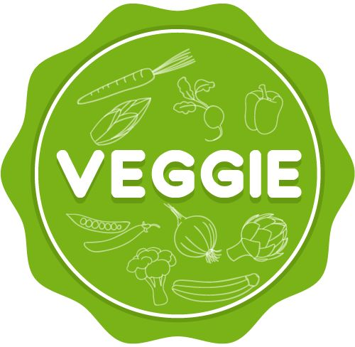 Veggie Sticker