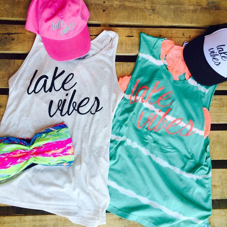 Cute lake outfits #lake #summer