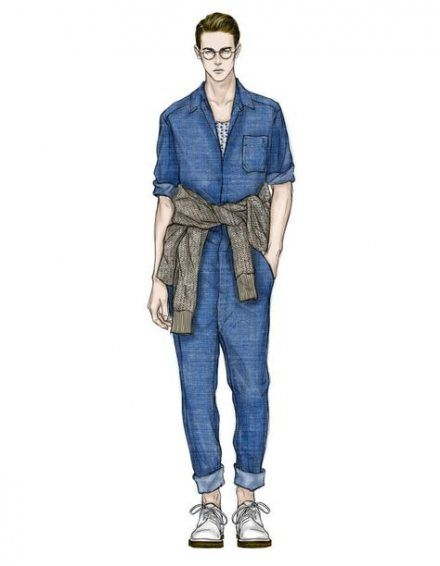 Jan 23, 2020 - Fashion Design Men Illustration Drawings 55+ Ideas