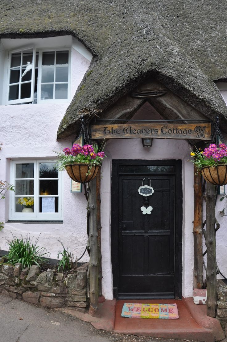 Cockington Village (catsdogsandeiderdowns.blogspot.co.uk)
