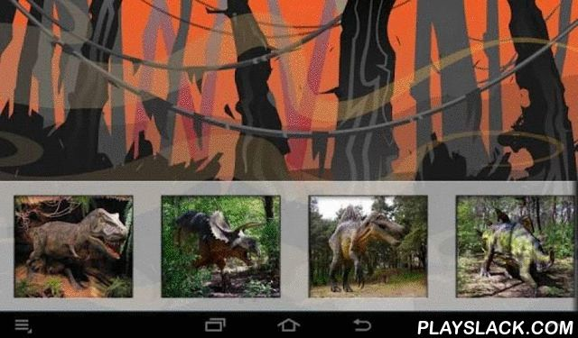Best Dinosaurs  Android App - playslack.com , Discover a world of dinosaurs! We have prepared a brand new app about that prehistoric creatures . Find out interesting facts and see how animals that lived on the planet over 245 million years ago lived and looked like. Among many different species, you will find: - Tyrannosaurus Rex- Triceratops- Stegosaurus- DiplodocusFind your favourite dinosaur!