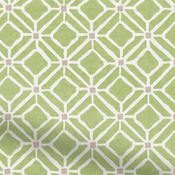 Fretwork Apple Roman Blind from Blinds 2go