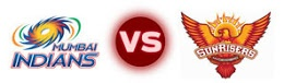 Check out the latest results on IPL match 62: Mumbai Indians vs Sunrisers Hyderabad. In this match MI won by 7 Wickets.
