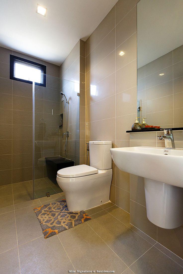 ห้องน้ำ ออกแบบให้รองรับผู้สูงอายุ การออกแบบภายในห้องน้ำ