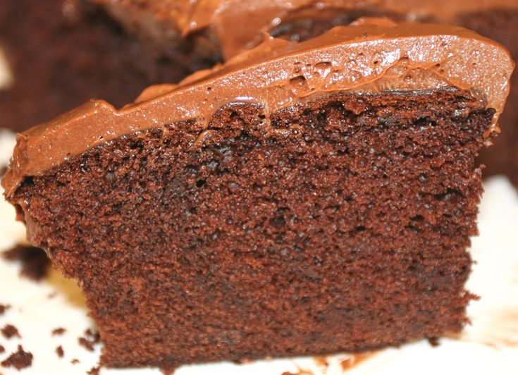 ATK Creamy Chocolate Frosting to go with the Chocolate cupcakes with ...