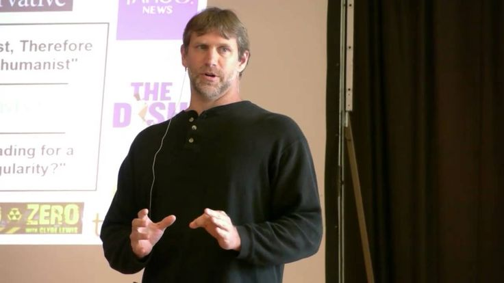 """""""Transhumanism, Religion, and Atheism"""" by Zoltan Istvan"""