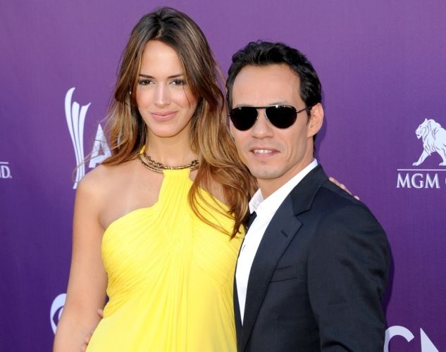 """After his split from Jennifer Lopez, Marc Anthony dated 24-year-old Venezuelan model Shannon de Lima. Prior to their split, the Latin singer took to Twitter on Jan. 3, 2012 to flaunt his love for the model, saying in Spanish, """"To Shannon, my statue of liberty. Kisses baby!"""""""