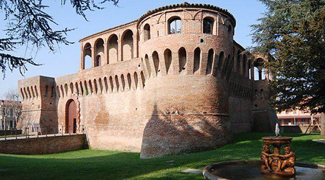 Bagnara di Romagna (rocca sforzesca)