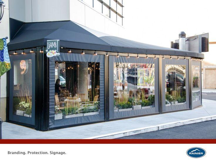 Charming Unique Restaurant Patio Enclosures And Restaurant Patio Enclosures