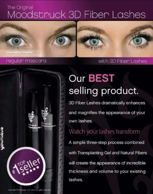 best mascara on the planet! :) www.youniqueproducts.com/paigeb