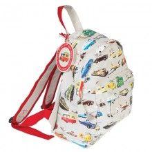 Deze kinder rugzak vintage transport is van het merk Dotcomgiftshop, een praktisch en een leuk kado!