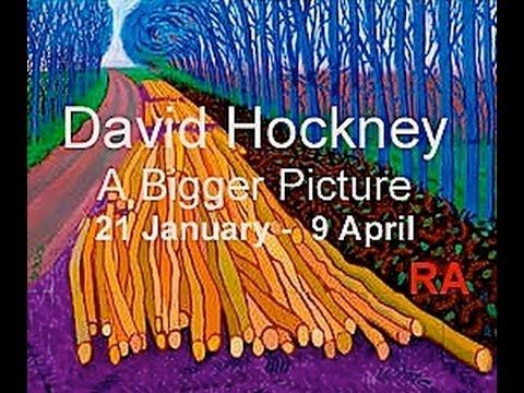 David Hockney Royal Academy 2012 and lots of other art vids.