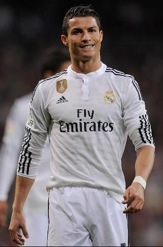 The World's Highest-Paid Celebrities: Cristiano Ronaldo