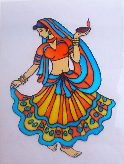 Www Glass Painting Images Com