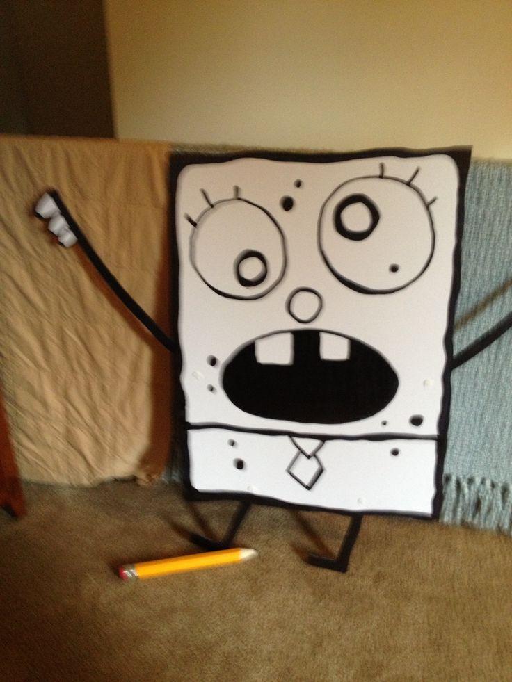 1000 Images About Spongebob Party Ideas On Pinterest