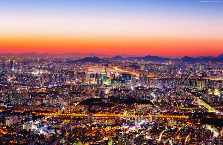 city of night by  SEO on 500px