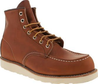 Red Wing Tan Classic Mens Boots Seriously casual styled ankle boot from Red Wing. Smooth leather upper with seam and stitch detail. Stitching round upper to sole unit. Cushioned insole. Reinforced toe and heel units http://www.comparestoreprices.co.uk/january-2017-8/red-wing-tan-classic-mens-boots.asp