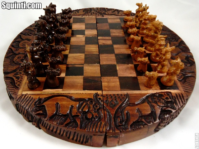 cool and opulent wood chess pieces. Gorgeous hand carved wooden chess set available at  453 best Awesome Chess Sets Game Table images on Pinterest