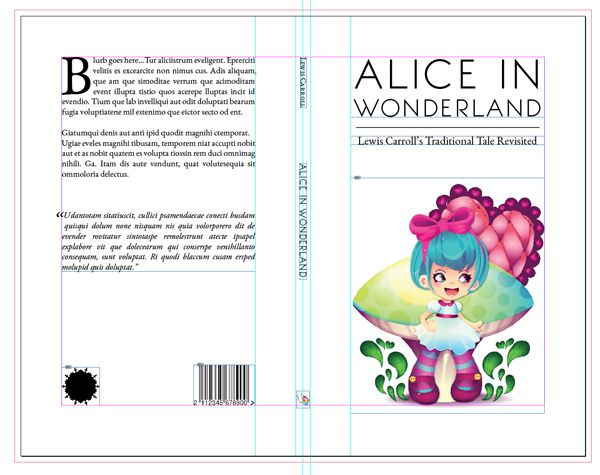 Book Cover Page Design Tutorial ~ Best images about childrens book on pinterest behance
