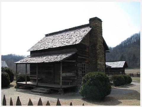 The House on Fraser's Ridge