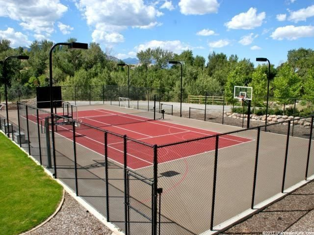 Utah Home With An Incredible Sports Court Cb Home