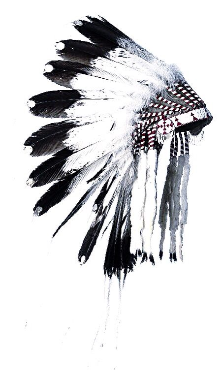 Headdress Cherokee