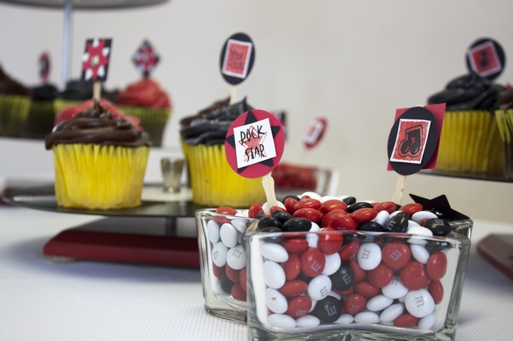 10 Best Rock Star Theme Nursery And Baby Shower Images On