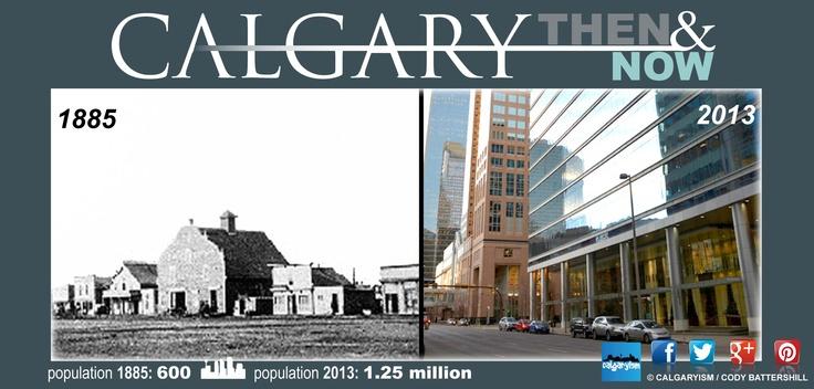 1885 in Calgary!