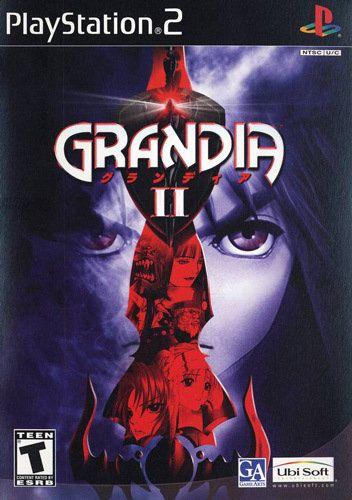 Grandia II - PS2 Game