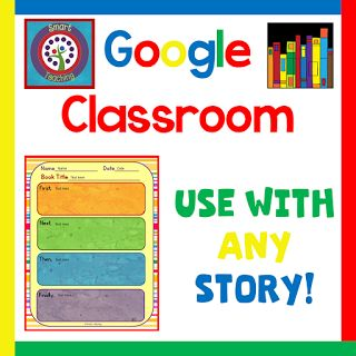 Free Google Resource - Use to Retell any Story   This is so easy for your students to use.   Make your Google Classroom work for you!  Find this and other free resources at: