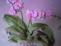 Gallery.ru / Орхидея. - Начинаю вышивать. - mika-ok