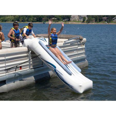 Overton S Rave Pontoon Slide Watersports Gt Lake Amp Pool