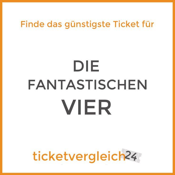 """Ihr sucht noch Tickets für Konzerte von Die Fantastischen Vier?  Egal ob in München, Leipzig, Hamburg, Köln, Tübingen, Dresden oder die zahlreichen weiteren Stationen.  Die besten Tickets für die """"Vier und Jetzt Tour"""" findet ihr unter: https://www.ticketvergleich24.de/artist/die-fantastischen-vier/ 😜    #diefantastischenvier #fantavier #fanta4 #fantastischenvier #tour #ticketvergleich24 #tickets #hamburg #münchen #muenchen #munich #leipzig #hamburg #köln #tübingen #dresden #konzert"""