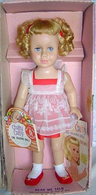 Shelley's Dolls - Restored Chatty Cathy Dolls