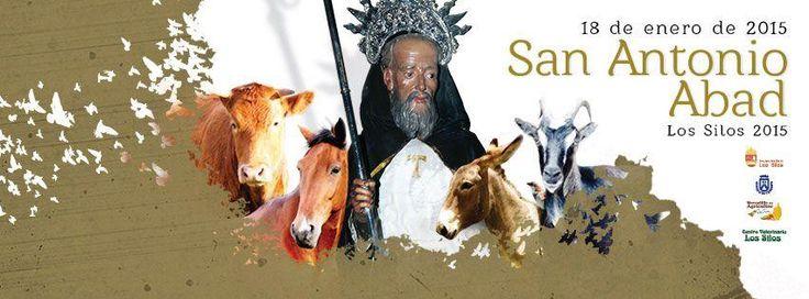 Feria de Ganado y Artesanía de San Antonio Abad, Los Silos. [domingo 18 enero] desde las 10.00 a las 19.00 horas.