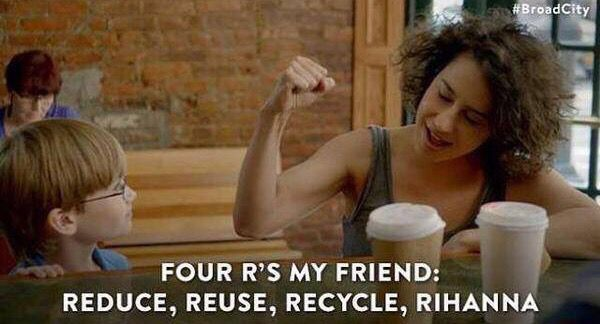 I ❤️ Broad City